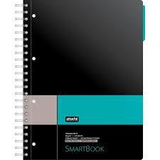 Купить недорогую <b>бизнес тетрадь SMARTBOOK</b> А4 120л клетку ...