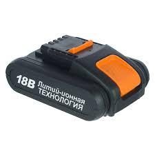 <b>Аккумулятор</b> Dexter <b>1.5</b> Ач Li-ion <b>18</b> В, для аккумуляторного ...