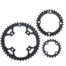 42T <b>Chainring</b> 10 Speed 104BCD <b>Crank</b> Carbon Steel <b>Bike</b> ...