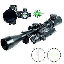 Wenxy <b>39x40 Hunting</b> Rifle Scope <b>MilDot</b> illuminated Sniper Scope ...