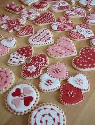 cuori...   Пряники   Valentine cookies, Valentines day cookies и ...