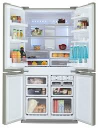 <b>Холодильник Sharp SJ</b>-FP97VBK — купить по выгодной цене на ...