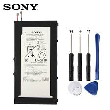 <b>Original Replacement Sony Tablet</b> Battery LIS1569ERPC For SONY ...