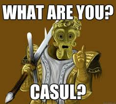 "Game So ""casual"" It Give Me A Heart Attack by thunder12345 - Meme ... via Relatably.com"