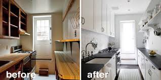 before and after small kitchen remodels small kitchen remodel cost  cheap kitchen remodel before and