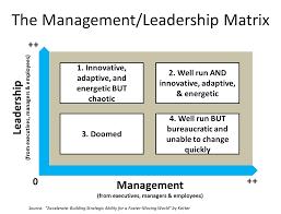 performance growth profit solutions leadership management matrix