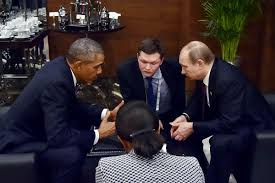 Image result for obama putin image