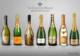 7 <b>Top Champagne</b> Brands & Awesome Alternatives | Wine Folly