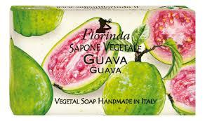 Купить <b>натуральное мыло Profumi Tropicali</b> Guava 100г Florinda ...