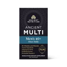 Ancient Nutrition Ancient <b>Multi's Men's 40</b>+ Once Daily Capsule - 30ct