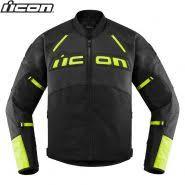 Купить кожаную мотокуртку <b>ICON</b> в интернет-магазине Kixmoto.ru