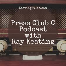 PRESS CLUB C Podcast with Ray Keating