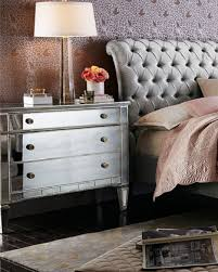 borghese mirrored 3 drawer chest borghese mirrored furniture