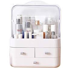 LTOOTA Dormitory <b>cosmetics</b> storage <b>box cosmetic</b> case student ...