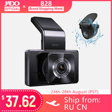 JADO D330 Dash Cam Video Recorder Car DVR Camera Rearview ...