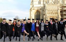 Image result for University of Gloucestershire, INTO