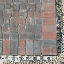 depot patio bricks landscape stone and pavers brick and paver patterns octagonal pavers h