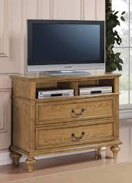 emily bedroom set light oak: emily media chest light oak co  emily media chest light oak