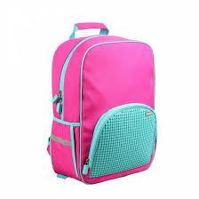 Купить <b>Upixel</b>, <b>Школьный рюкзак</b> в ярких красках, Розовый в ...