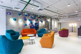 software company office. soesthetic group have designed the ukrainian offices for playtech an online gaming software company office n