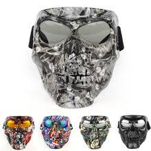Best value <b>Skull Bike Mask</b>