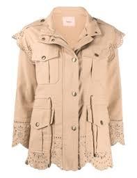 Купить новинки <b>курток</b> и ветровок <b>Twin</b>-<b>set</b> 2020 в Москве с ...