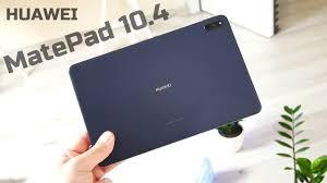 <b>Планшет Huawei MatePad</b> 10.4 - Обзор - YouTube