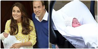 Image result for prince william and kate middleton charlotte