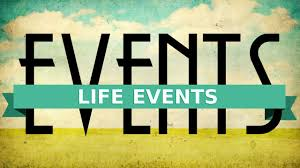 Image result for life events