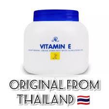 Vitamin E CREAM Direct From <b>Thailand</b> (<b>100</b>% <b>ORIGINAL</b>) | Shopee ...