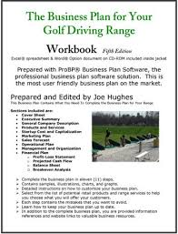 The Business Plan for Your Golf Driving Range Pinterest