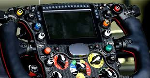 An Inside Look at the Insanely Complex Formula 1 <b>Steering Wheel</b> ...
