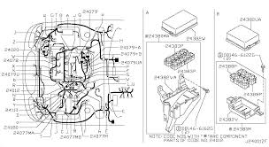 2002 nissan maxima oem parts nissan usa estore wiring 240 engine room