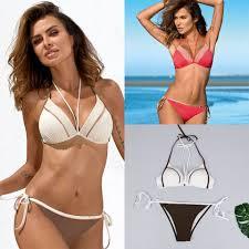 <b>ESSV</b> Swimsuit Push Up Bikini Set Women Plus Size Swimwear ...