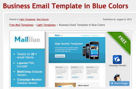 223 responsive email templates email templates