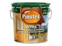 <b>средство деревозащитное pinotex ultra</b> 2,7 л белаяй, арт.5197564