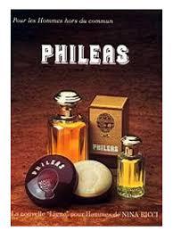<b>Phileas Nina Ricci</b> cologne - a fragrance for men 1984