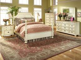 Make The Most Of A Small Bedroom Bedroom White Mid Century Wooden Poster Bed Red Traditional Area