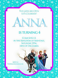 frozen birthday party able invitations frozen birthday party invitations