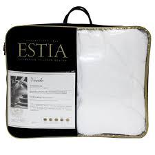 <b>плед ESTIA Шерил 140х200см</b> шерсть 100% коричневый, арт ...