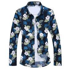 Men'S Fashions <b>2019</b> Autumn Spring Clothes Shirt Long Sleeves ...