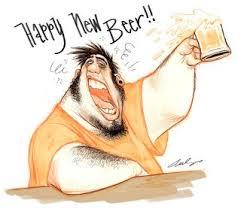 Wouter Tulp | Illustrator |: <b>Happy new beer</b>! | Charakterdesign ...