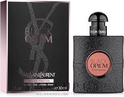 <b>Yves Saint Laurent</b> Black Opium - Парфюмированная вода: купить ...