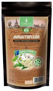 Чайный напиток <b>травяной</b> Teabreeze Монастырский №13 <b>Супер</b> ...