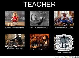Society's Perceptions of Teaching – Teaching & Learning in the ... via Relatably.com
