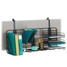 desk organizer for your cubicle wall cubicle shelf hanging organizer black modern metal hanging office cubicle