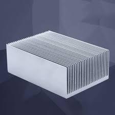 HOT <b>Large Aluminum Heatsink Heat</b> Sink Radiator Cooling Fin for ...