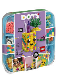 <b>LEGO DOTS</b> 41906 Подставка для карандашей «Ананас»: цвет ...
