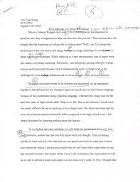 essay topics for college personal essay topics for college