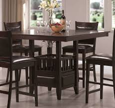 dining room pub style sets: pub set dining table laba interior design